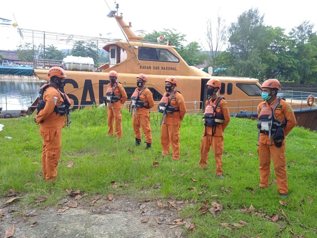 Basarnas Manokwari Cari Dua Orang Hilang Diperairan Numfor Sejak 29 Januari 4 IMG 20210201 WA0156