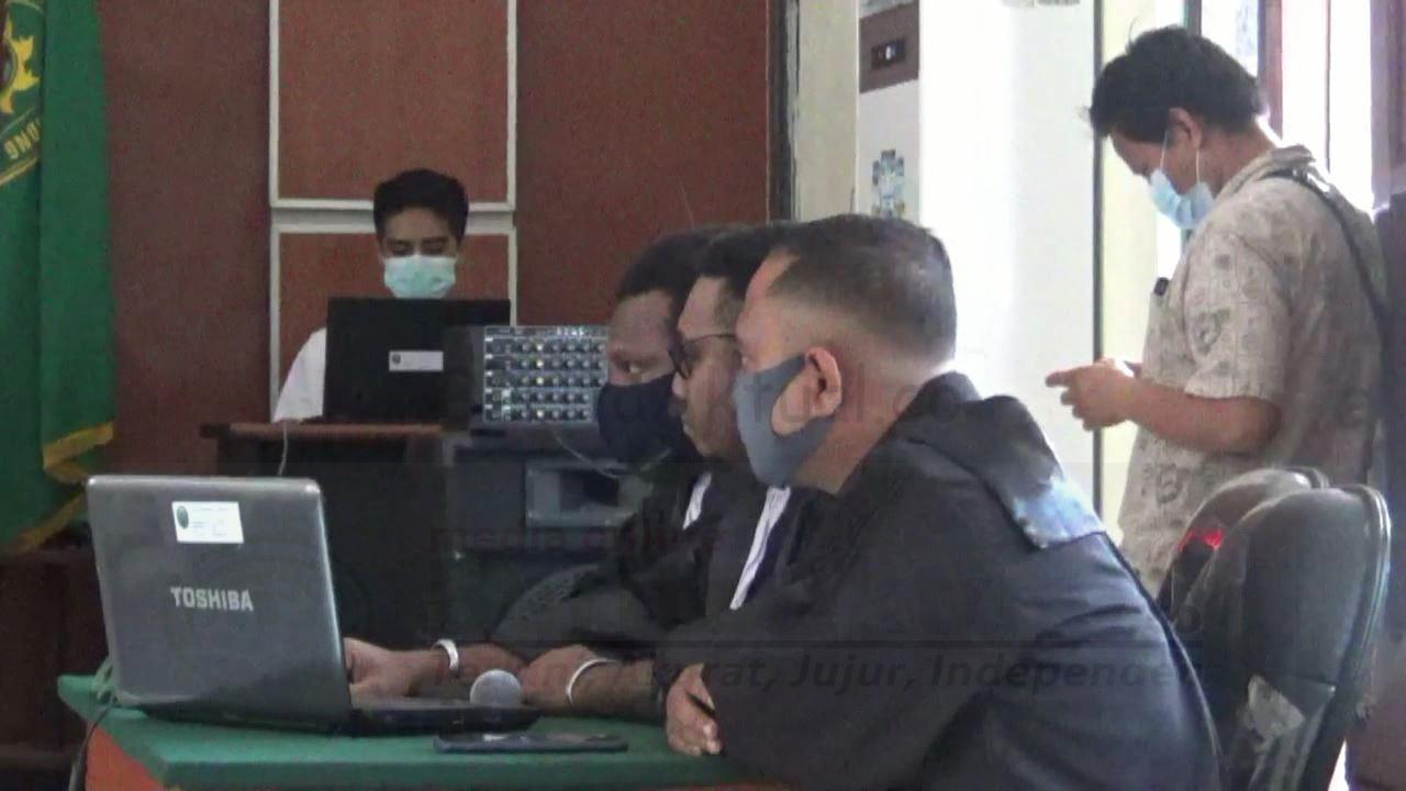 Tiga Terdakwa Kasus Dugaan Makar di Kabupaten Maybrat Divonis Bebas 1 IMG 20210203 WA0039