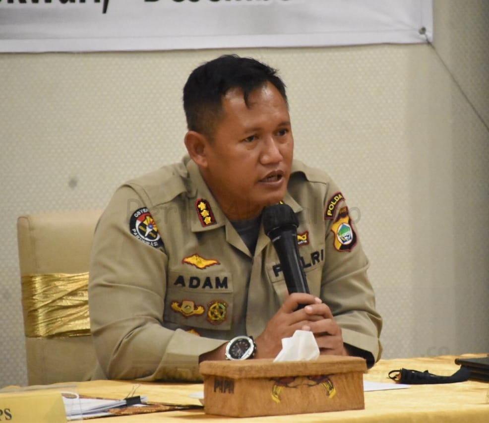 Hasil Sengketa Pilkada, Polda Papua Barat Meminta Masyarakat Tetap Menjaga Keamanan 2 IMG 20210209 WA0250