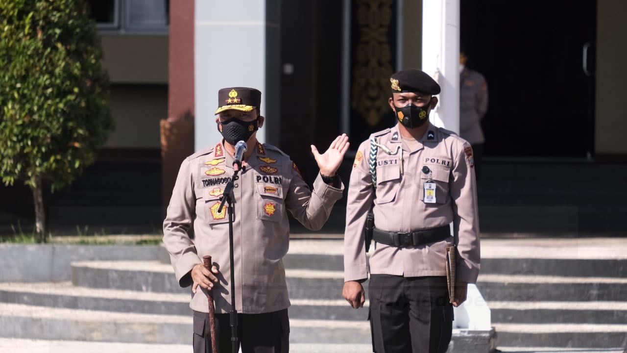 Kapolda Papua Barat: Awas! Tidak Boleh Ada Calo Rekrutmen 1.500 Bintara Jalur Otsus 19 IMG 20210210 WA0058