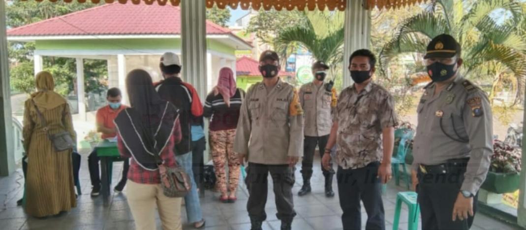 Polisi Kawal Pastikan Pembagian BST Tahap 11 Kota Tebing Tinggi Berjalan Lancar 5 IMG 20210220 WA0021