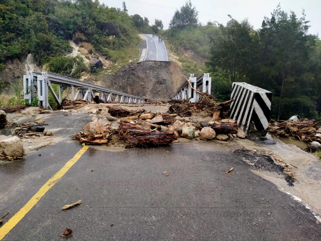 Pasca Banjir Bandang di Yalimo, PLN Lakukan Pemadaman Bergilir Selama Enam Hari Kedepan 4 IMG 20210223 WA0076