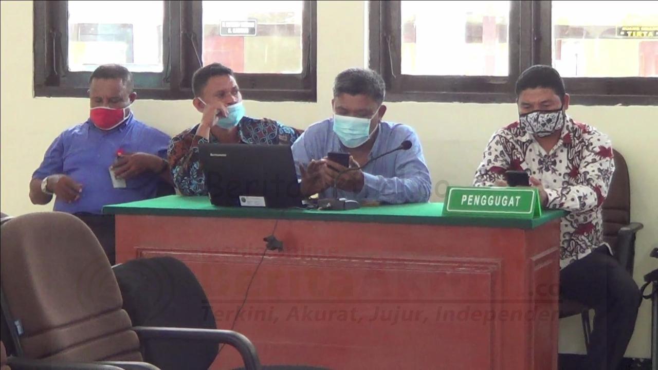 Kasus 'Septic Tank' R4 MNU Ajukan Pra Peradilan Terkait Penahanannya Oleh Kejati Papua Barat 1 IMG 20210224 WA0027