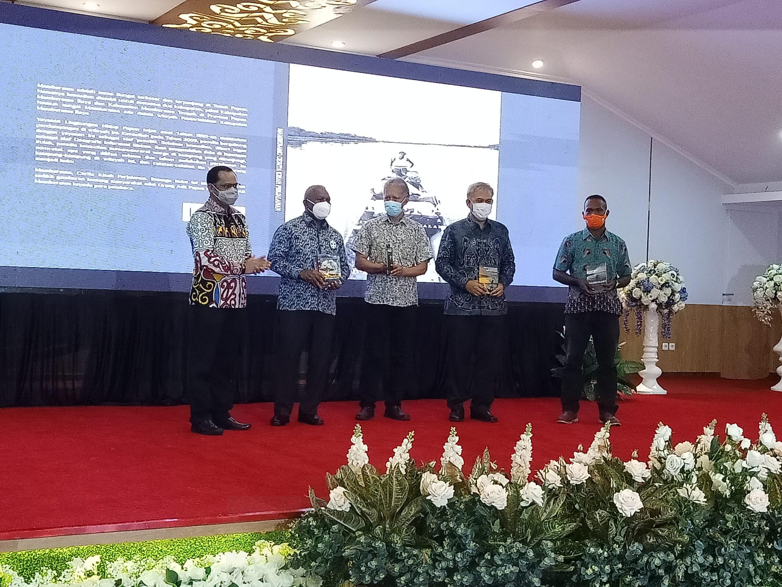 Gubernur Apresiasi 4 Tahun Balitbangda Papua Barat Hasilkan Produk Inovatif 1 IMG20210223192758 scaled
