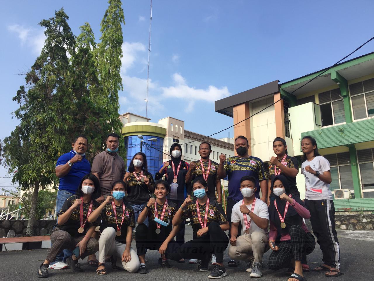 Pabbsi Tebing Tinggi Sabet 12 Medali di Medan Open Turnamen 2021 2 IMG 20210301 WA0083