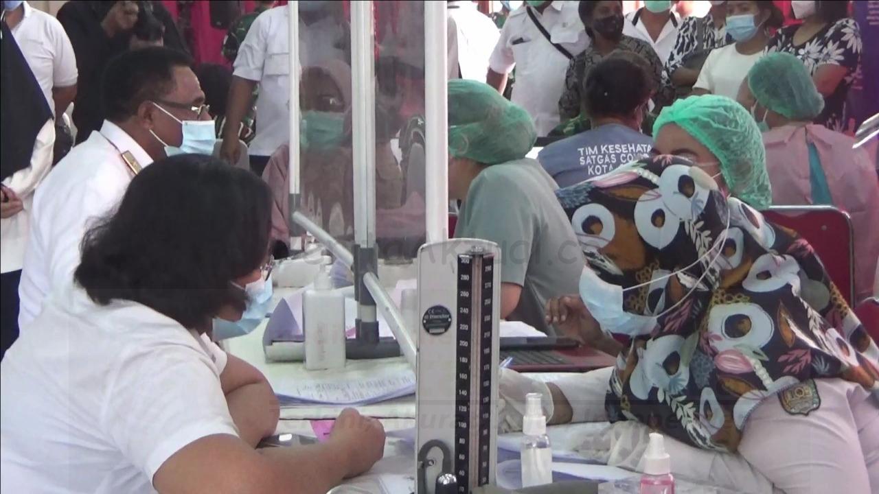 Wartawan di Sorong Ikut Vaksinasi Tahap II Bersama PNS Dan TNI-Polri 4 IMG 20210303 WA0048