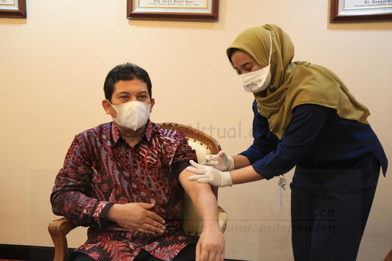 Duta BPJS Kesehatan Penerima Vaksinasi Covid-19 Tahap Pertama 2 IMG 20210303 WA0064