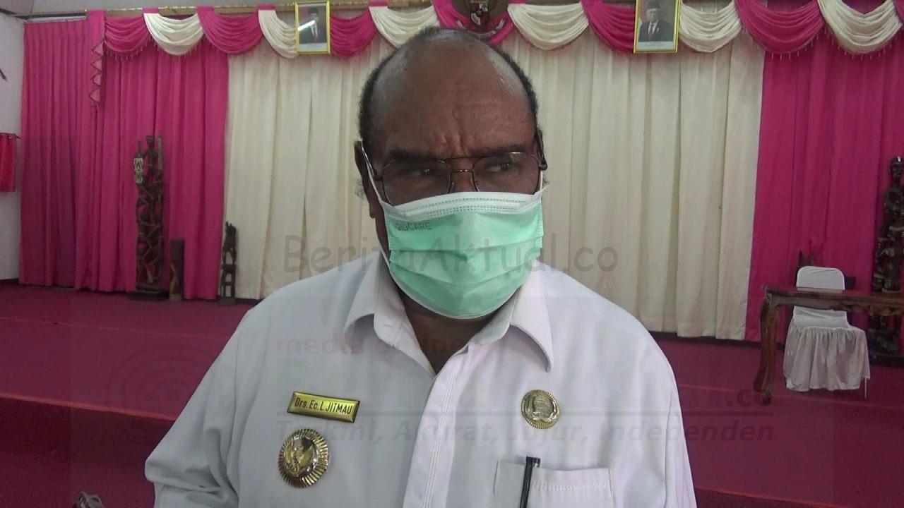 Walikota Sorong: Pemkot Tidak Mewajibkan Warga Divaksin, Harus Keinginan Sendiri 1 IMG 20210304 WA0013