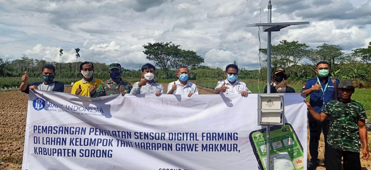 Teknologi Digital Farming Mulai Diimplementasikan Kelompok Tani di Papua Barat  2 IMG 20210304 WA0084