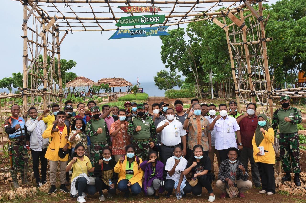 Sangat Penting Tingkatkan Ketahanan Pangan Papua Barat Dimasa Pandemi 2 IMG 20210304 WA0103