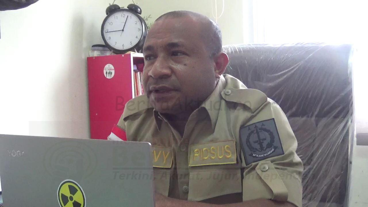 Disinyalir Inspektorat Kota Sorong Sengaja Biarkan Terjadinya Tindak Pidana Korupsi ATK 2017 4 IMG 20210318 WA0033