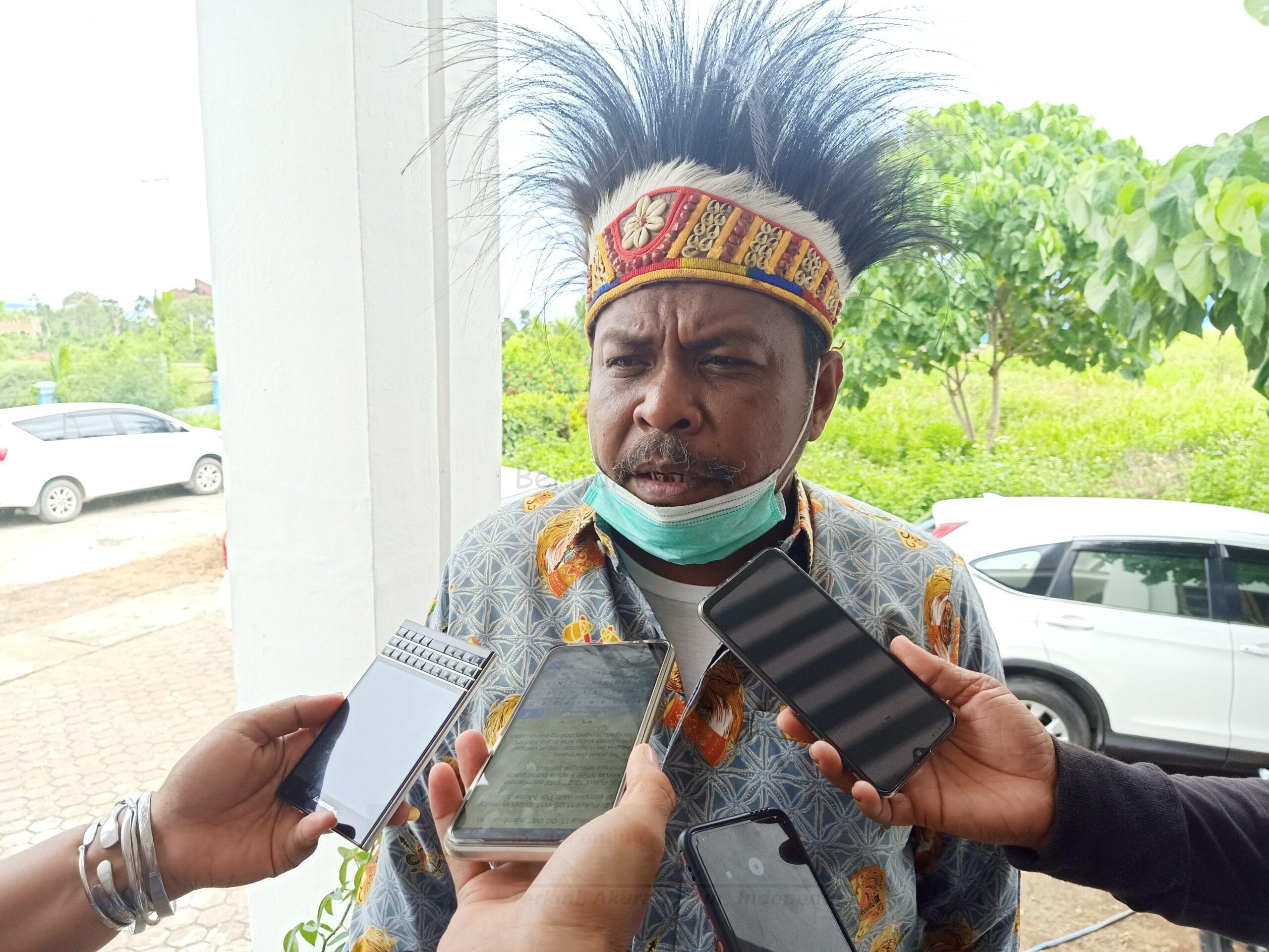 Ketua MRP PB: Data Pemohon Rekomendasi Bintara Otsus Membludak 2 IMG20200924124836 scaled