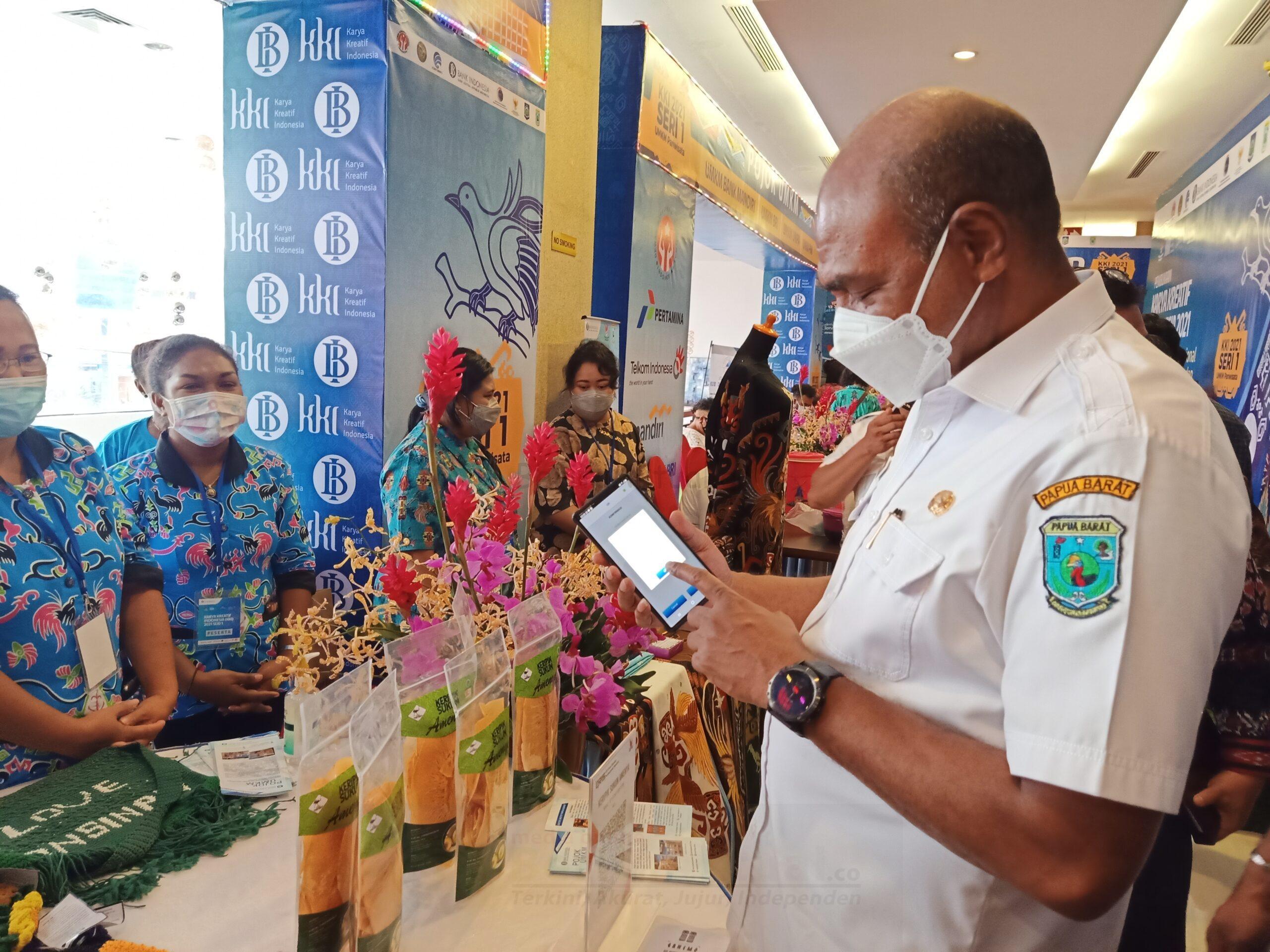 Bank Indonesia Hadirkan Produk Unggulan UMKM PB Karya Kreatif Indonesia 2021 3 IMG20210303122241 scaled