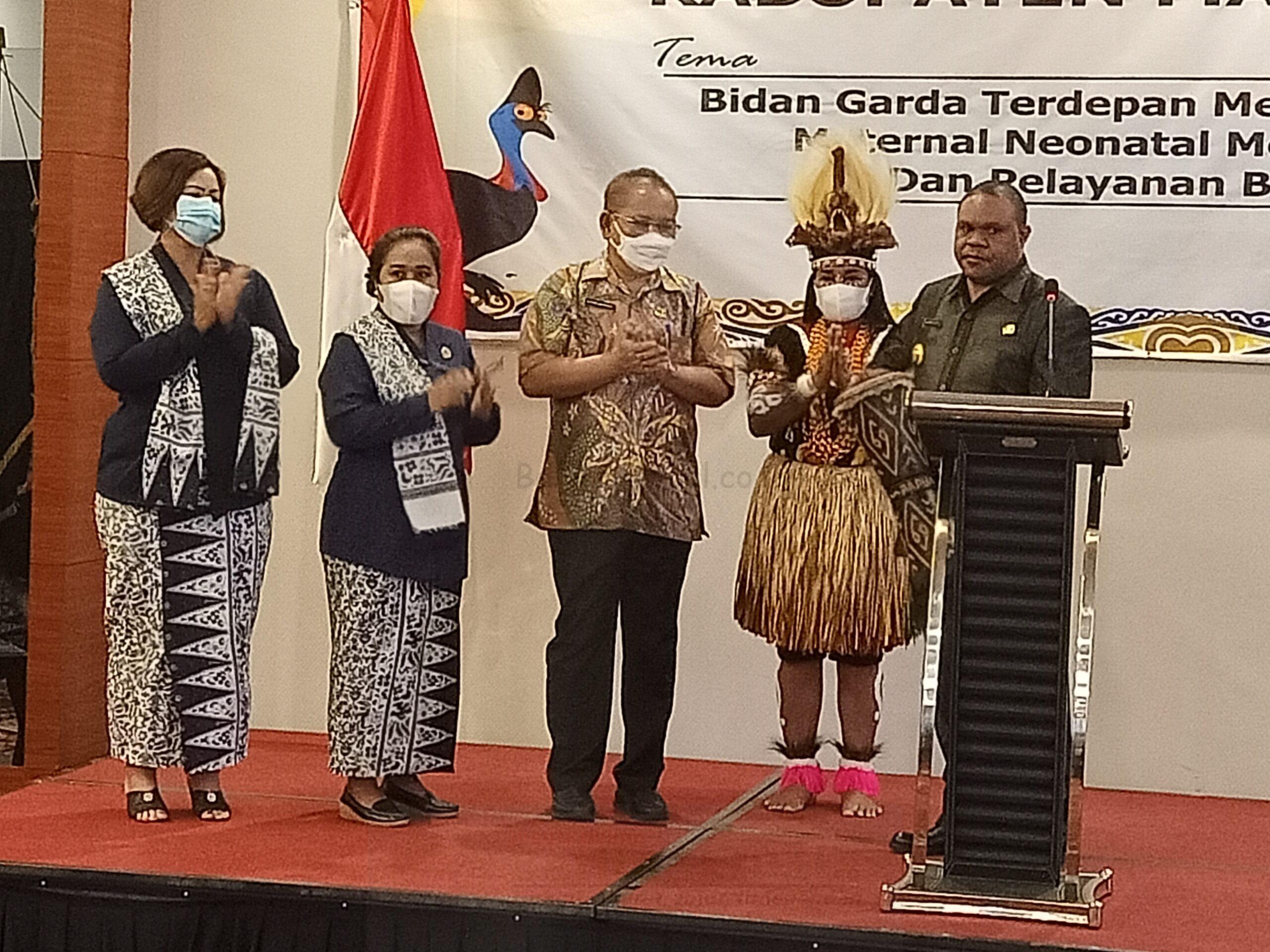 Bupati Hermus Indou Buka Musyawarah Cabang IBI Manokwari ke VIII 1 IMG20210305120756 scaled
