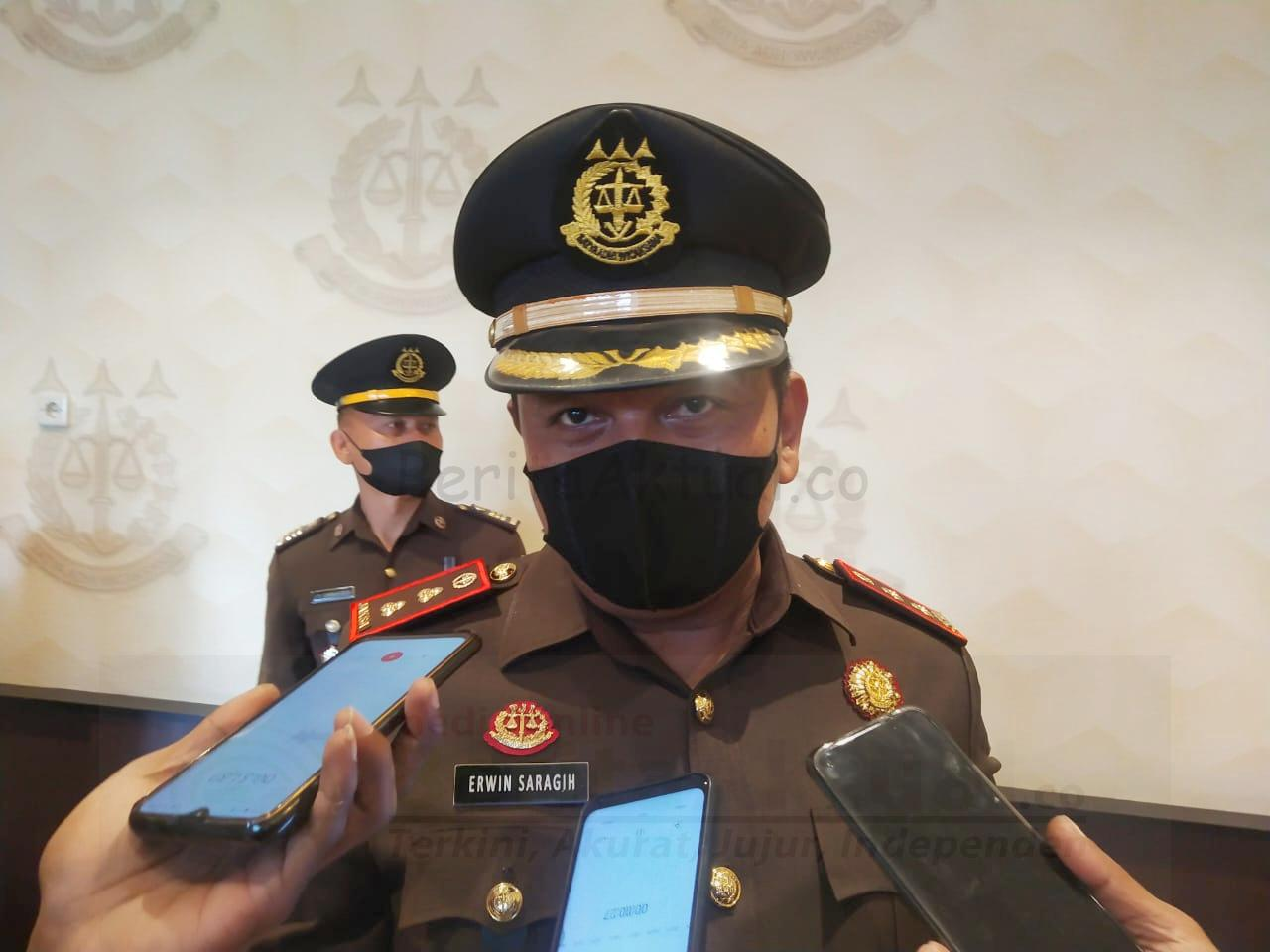 Erwin Saragih Jabat Kejari Sorong, Program Pertama Pembenahan Internal 18 IMG 20210301 224842