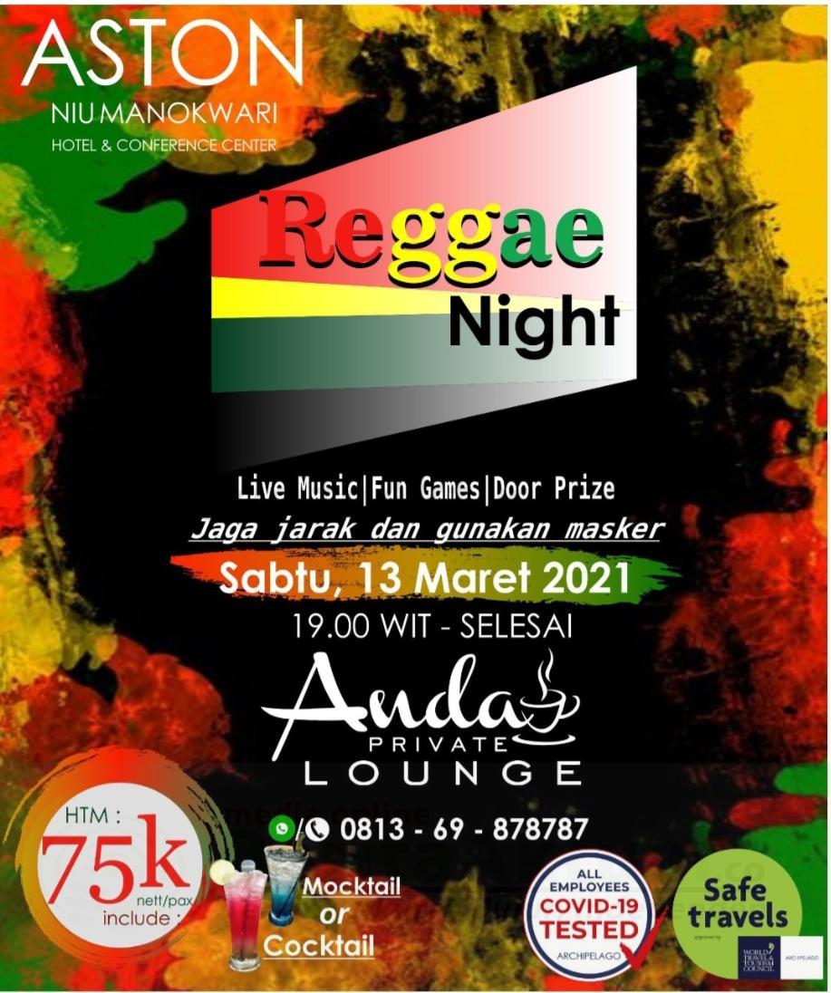Aston Niu Manokwari Hadirkan Live Musik Reggae Sabtu 13 Maret 2021 1 IMG 20210311 125415 1