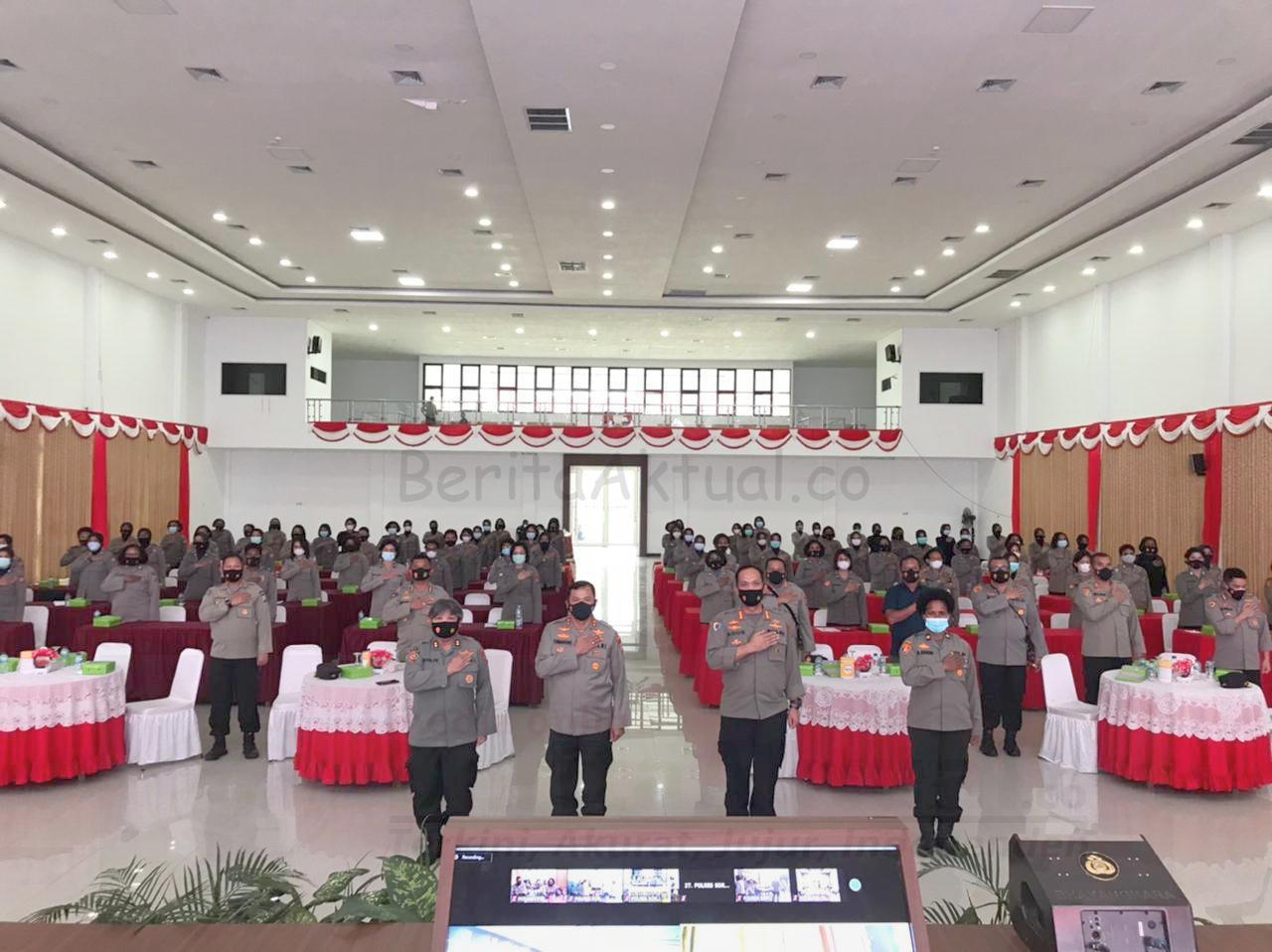 Kapolda PB: Polwan Garda Terdepan Menjunjung Tinggi Kode Etik Dan Disiplin 3 IMG 20210319 130549