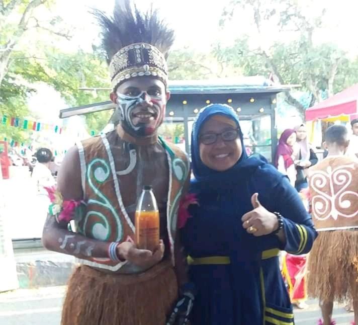 Binaan Pertamina di Papua Ini Produksi Jamu Kekinian 1 IMG 20210331 WA0039