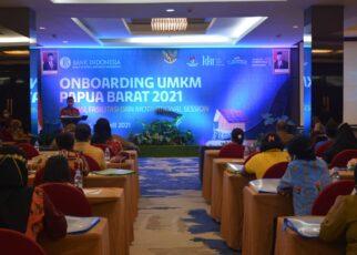 Dorong Transaksi Digital Dimasa Pandemi, BI Gelar Onboarding UMKM Papua Barat 16 IMG 20210407 WA0062
