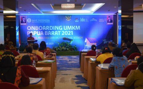 Dorong Transaksi Digital Dimasa Pandemi, BI Gelar Onboarding UMKM Papua Barat 2 IMG 20210407 WA0062