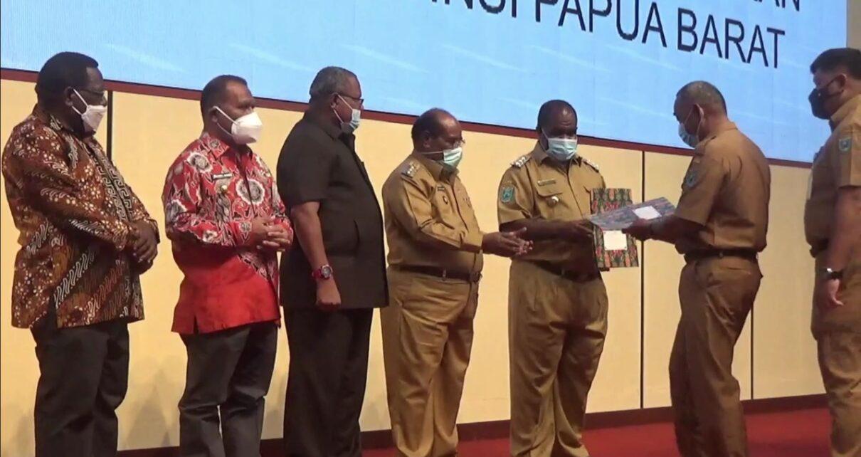 Siap Disahkan, Dokumen Pemekaran Provinsi PBD Diserahkan ke Pemerintah Pusat 1 IMG 20210412 WA0021
