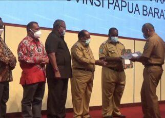 Siap Disahkan, Dokumen Pemekaran Provinsi PBD Diserahkan ke Pemerintah Pusat 20 IMG 20210412 WA0021