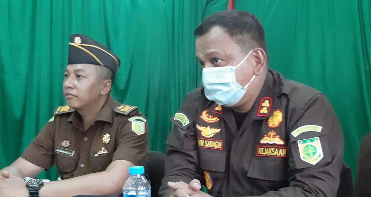 Kajari Pastikan Kasus Korupsi di Tambrauw Dan Kota Sorong Tetap Berlanjut 1 IMG 20210413 WA0099