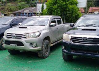 4 Unit Mobil Dari Tambrauw Dikembalikan ke Kejaksaan Negeri Sorong 18 IMG 20210415 WA0032