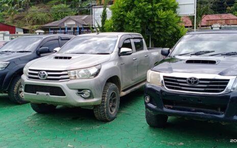 4 Unit Mobil Dari Tambrauw Dikembalikan ke Kejaksaan Negeri Sorong 11 IMG 20210415 WA0032