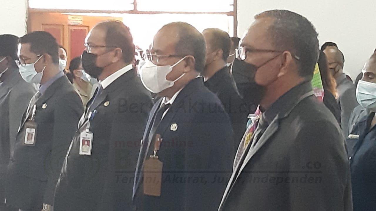 Kepala BPKAD Dan Inspektorat Kota Sorong Diganti 4 IMG 20210420 WA0057