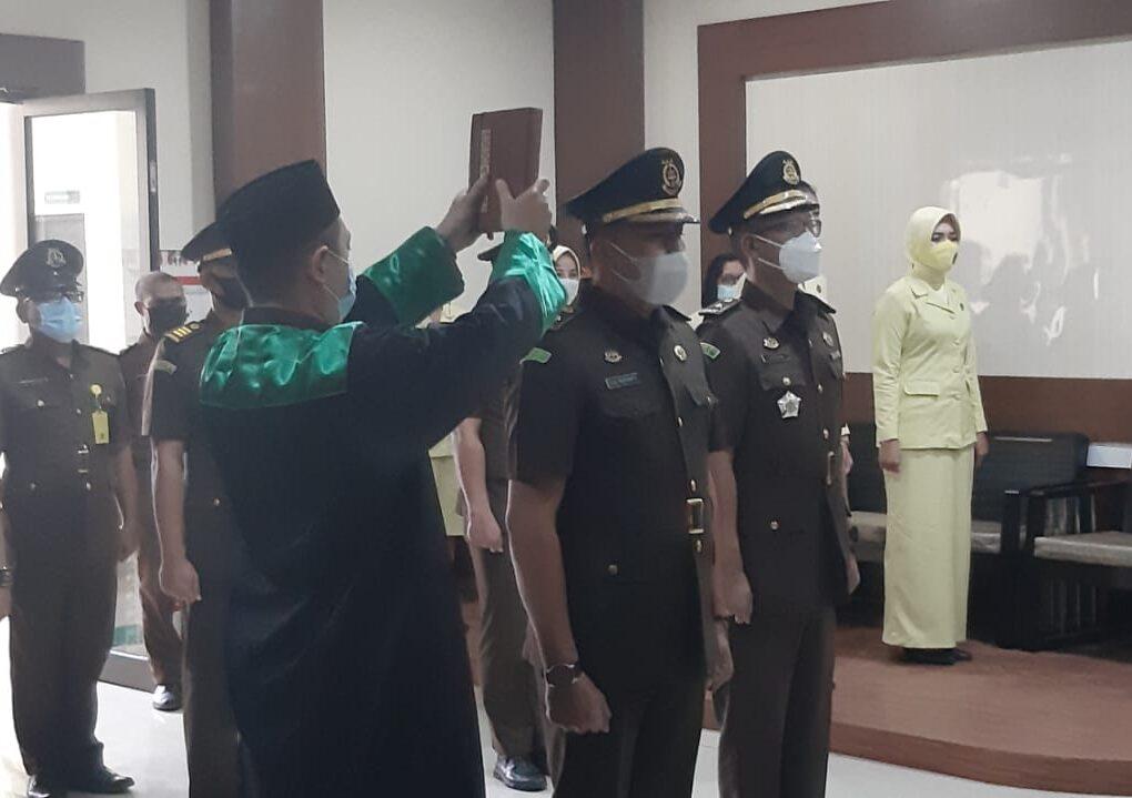 Sejumlah Jaksa di Kejaksaan Negeri Sorong Dirotasi 3 IMG 20210423 WA0029