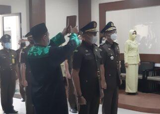 Sejumlah Jaksa di Kejaksaan Negeri Sorong Dirotasi 15 IMG 20210423 WA0029
