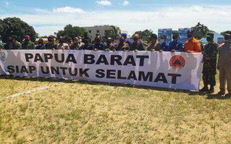 Papua Barat Rawan Bencana Alam, BNPB Tingkatkan Siaga 24 Jam 6 IMG 20210426 WA0030