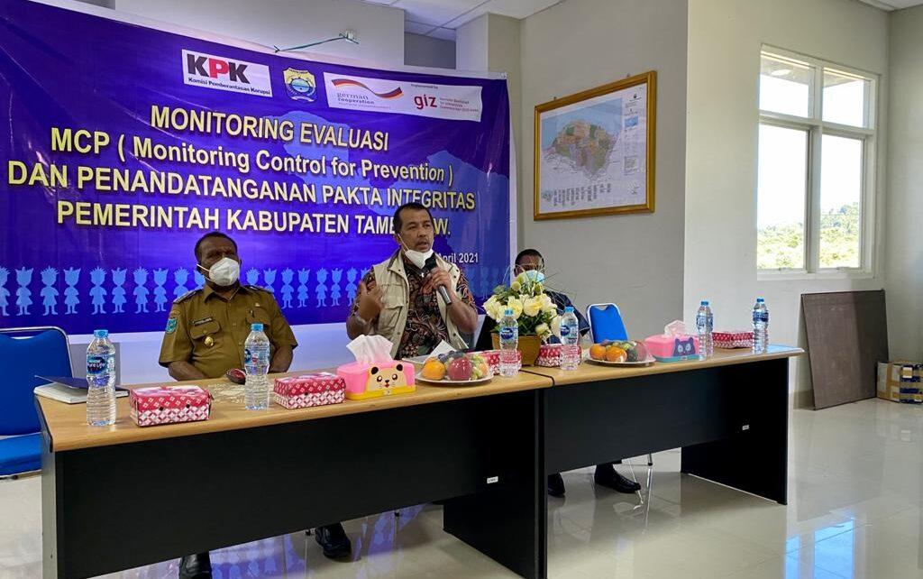 Skor MCP Tambrauw Terendah Kedua di Papua Barat 1 IMG 20210426 WA0037