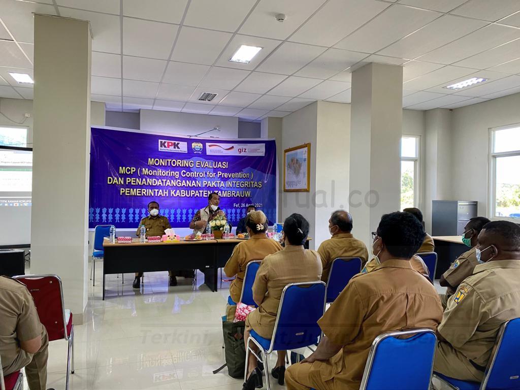 Skor MCP Tambrauw Terendah Kedua di Papua Barat 4 IMG 20210426 WA0038