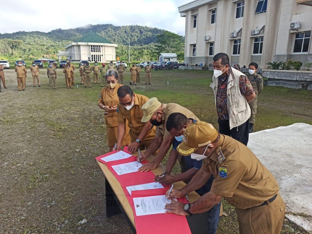 Skor MCP Tambrauw Terendah Kedua di Papua Barat 5 IMG 20210426 WA0039