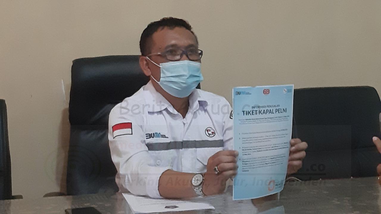 Antisipasi Mudik, PT Pelni Tutup Penjualan Tiket Online 4 IMG 20210426 WA0041