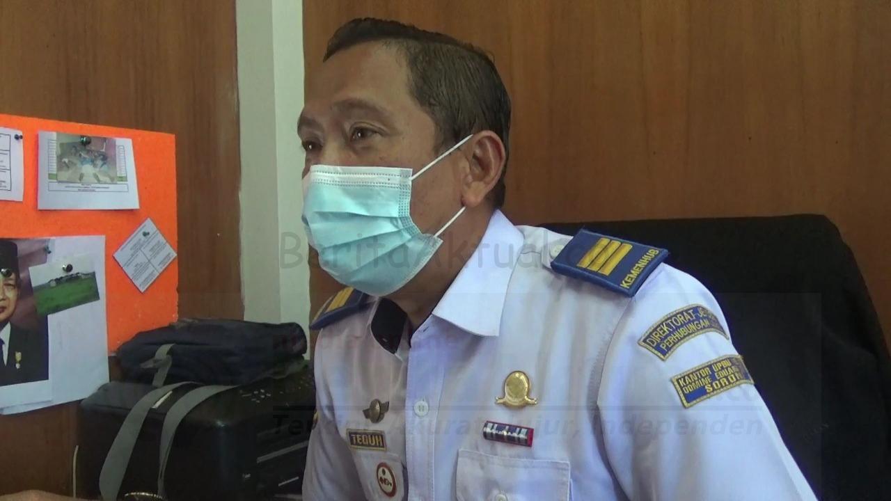 Bandara DEO Sorong Tetap Beroperasi Meski Larangan Mudik Diberlakukan 4 IMG 20210429 WA0013