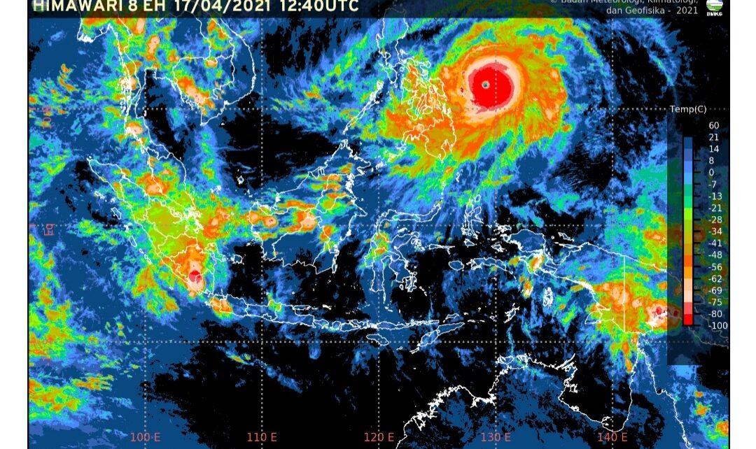 Waspada Siklon Tropis Surigae, Gelombang Laut di Papua Capai 6 Meter 1 Screenshot 20210417 232247 Samsung Internet