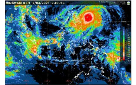 Waspada Siklon Tropis Surigae, Gelombang Laut di Papua Capai 6 Meter 5 Screenshot 20210417 232247 Samsung Internet