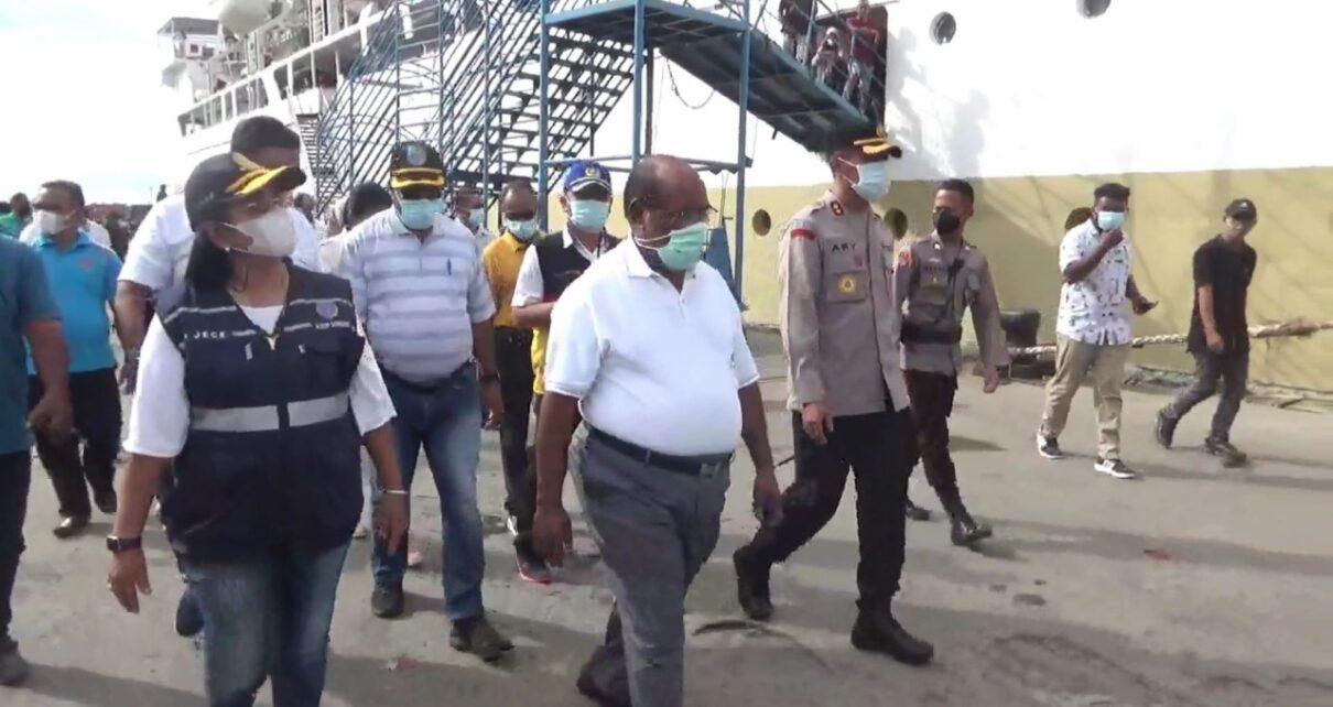 Pasca Dilarang Mudik, Aktivitas Bandara DEO Dan Pelabuhan Sorong Sepi 1 IMG 20210507 WA0092