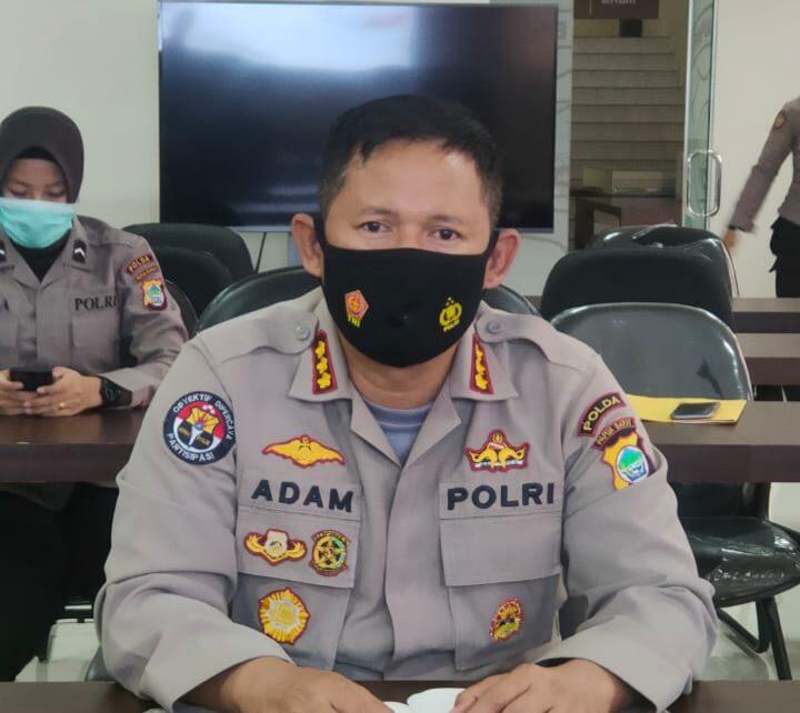 Usai Bagi Sembako, Mobil Rombongan Kapolres Maybrat Ditembaki OTK 1 IMG 20210511 WA0090 2