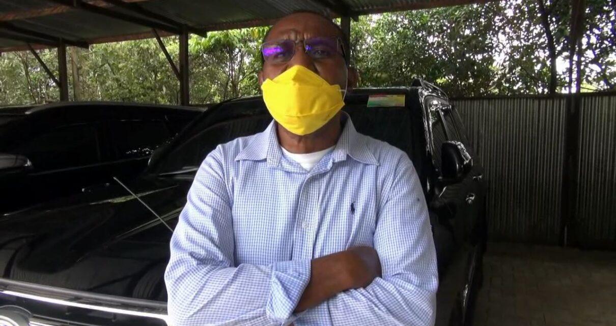 Pasca Penembakan Rombongan Kapolres, Bupati Sagrim: Kabupaten Maybrat Sangat Kondusif 1 IMG 20210514 WA0029