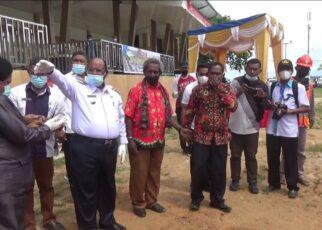 Tak Dilibatkan Dalam Prosesi Adat, Pemilik Hak Ulayat Ngamuk Minta Hentikan Pembangunan 16 IMG 20210519 WA0058
