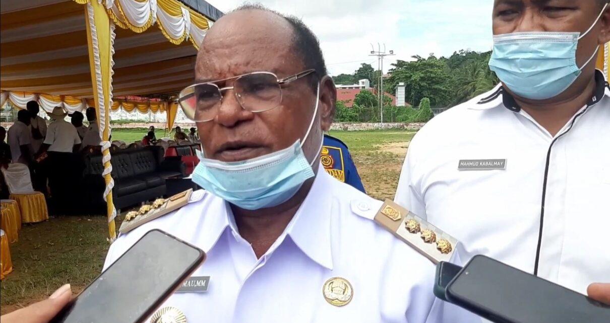 Aktivitas Kantor Dukcapil Kota Sorong Kembali Normal, Pengadaan Komputer Baru Akan Dilakukan 1 IMG 20210519 WA0066