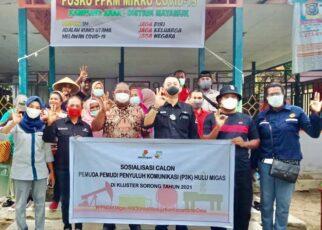 SKK Migas Pamalu Dorong Pembentukan DEWI Oleh Bumdes Kabupaten Sorong 24 IMG 20210523 WA0043