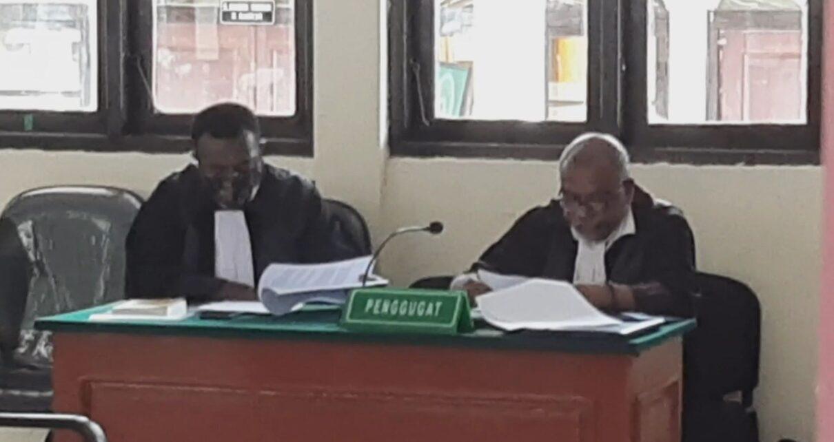 LP3BH Praperadilankan Kejari Sorong Dan Kejati PB Terkait SP3 Kasus Dugaan Korupsi di Sorsel 1 IMG 20210525 WA0024