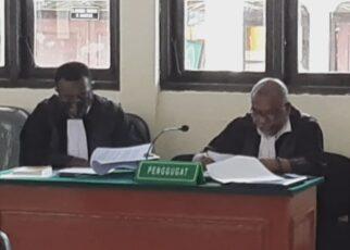 LP3BH Praperadilankan Kejari Sorong Dan Kejati PB Terkait SP3 Kasus Dugaan Korupsi di Sorsel 21 IMG 20210525 WA0024