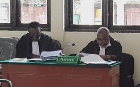LP3BH Praperadilankan Kejari Sorong Dan Kejati PB Terkait SP3 Kasus Dugaan Korupsi di Sorsel 10 IMG 20210525 WA0024
