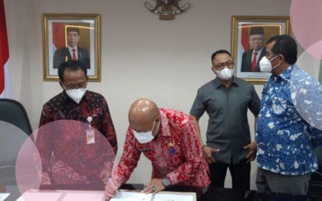 Pertamina Bersama Pemprov Maluku Tanda Tangan Kerjasama Rekonsiliasi Data PBBKB 2 Screenshot 20210501 111719 Gallery